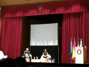 Entrega del Premio Ágora